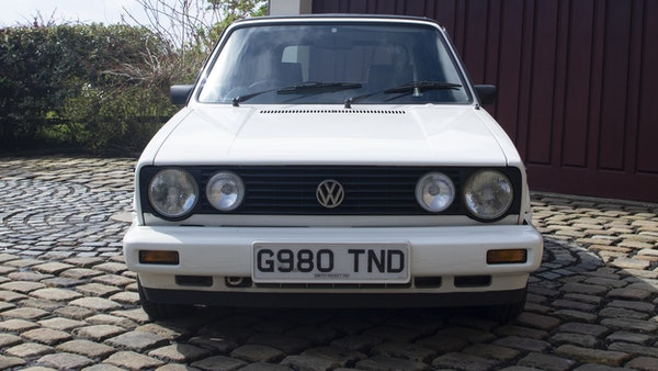 1989 VW Golf Clipper Cabriolet For Sale (picture 9 of 173)