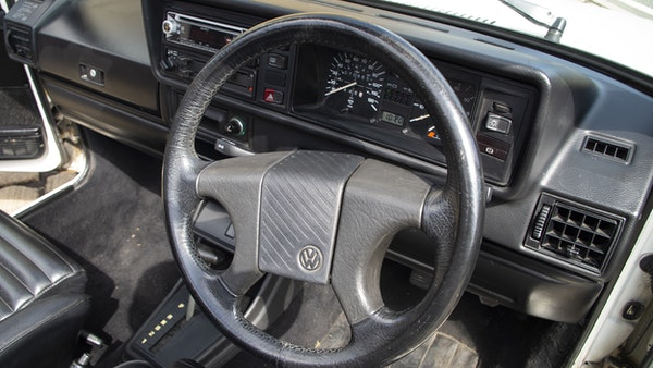 1989 VW Golf Clipper Cabriolet For Sale (picture 31 of 173)