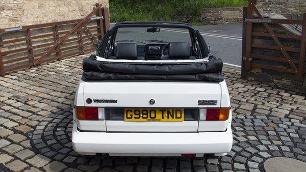 1989 VW Golf Clipper Cabriolet For Sale (picture 19 of 173)