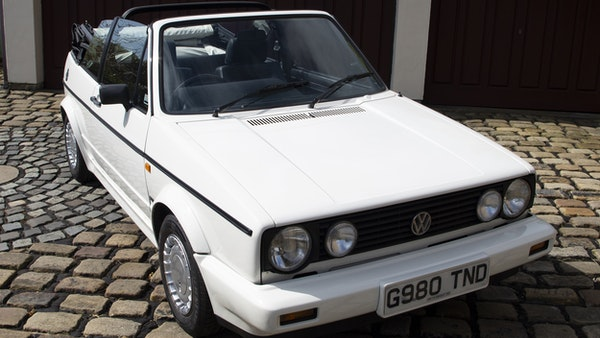 1989 VW Golf Clipper Cabriolet For Sale (picture 16 of 173)