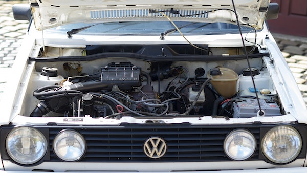 1989 VW Golf Clipper Cabriolet For Sale (picture 124 of 173)