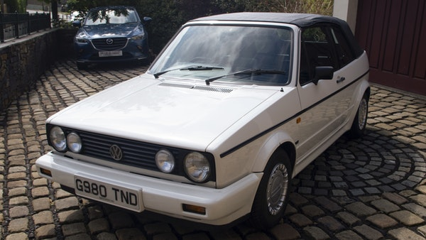 1989 VW Golf Clipper Cabriolet For Sale (picture 3 of 173)