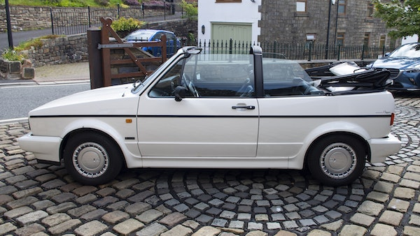 1989 VW Golf Clipper Cabriolet For Sale (picture 21 of 173)