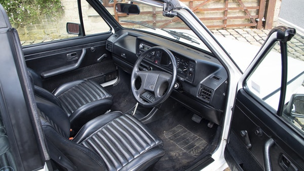 1989 VW Golf Clipper Cabriolet For Sale (picture 24 of 173)