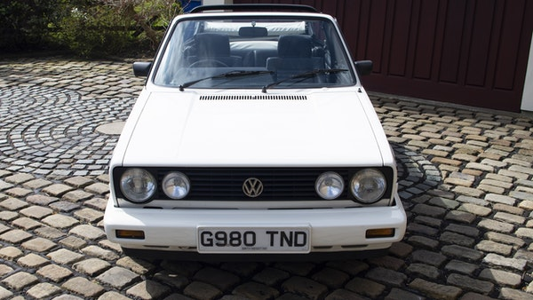 1989 VW Golf Clipper Cabriolet For Sale (picture 15 of 173)