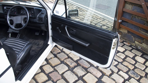 1989 VW Golf Clipper Cabriolet For Sale (picture 25 of 173)