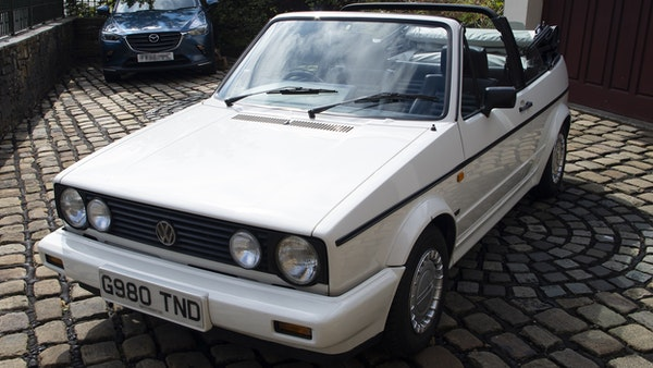 1989 VW Golf Clipper Cabriolet For Sale (picture 14 of 173)