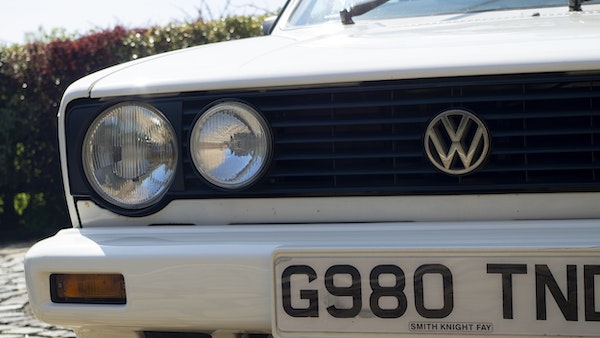 1989 VW Golf Clipper Cabriolet For Sale (picture 121 of 173)
