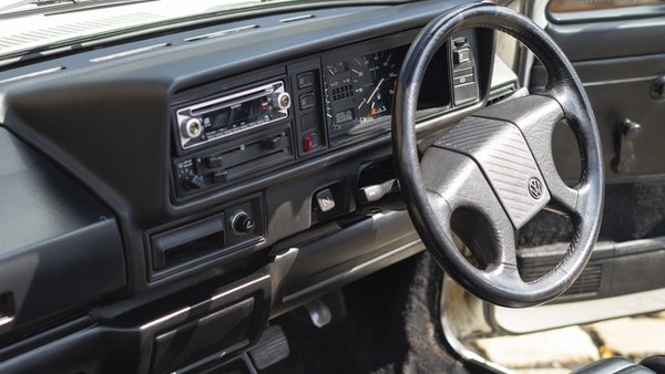 1989 VW Golf Clipper Cabriolet For Sale (picture 48 of 173)