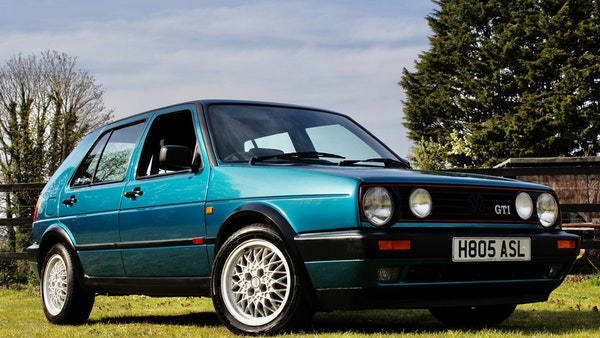 1991 Volkswagen Golf GTI 8v For Sale (picture 6 of 103)