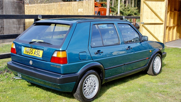 1991 Volkswagen Golf GTI 8v For Sale (picture 18 of 103)
