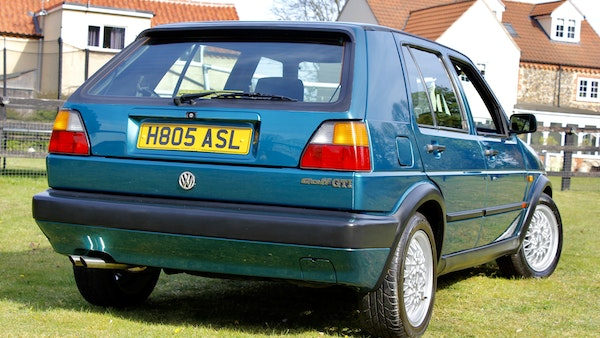 1991 Volkswagen Golf GTI 8v For Sale (picture 10 of 103)