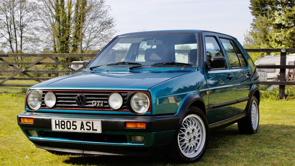 1991 Volkswagen Golf GTI 8v For Sale (picture 8 of 103)