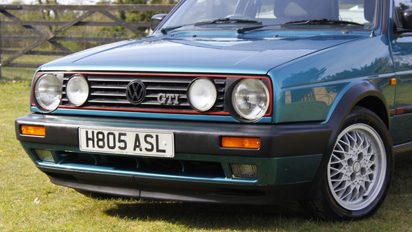1991 Volkswagen Golf GTI 8v For Sale (picture 12 of 103)