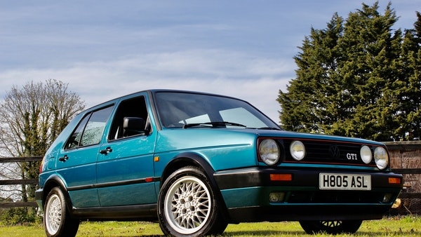 1991 Volkswagen Golf GTI 8v For Sale (picture 7 of 103)