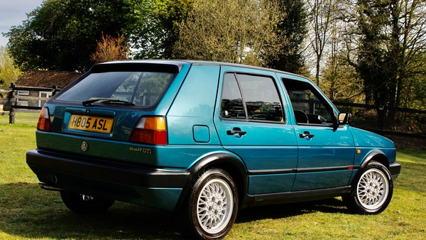 1991 Volkswagen Golf GTI 8v For Sale (picture 14 of 103)