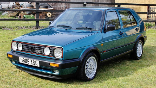1991 Volkswagen Golf GTI 8v For Sale (picture 3 of 103)