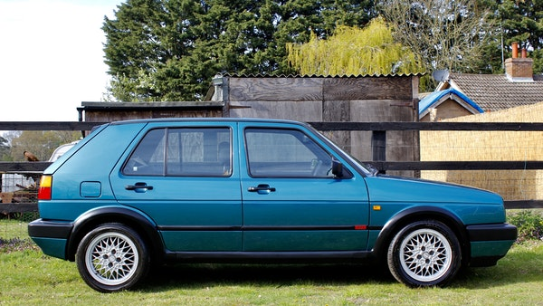 1991 Volkswagen Golf GTI 8v For Sale (picture 20 of 103)