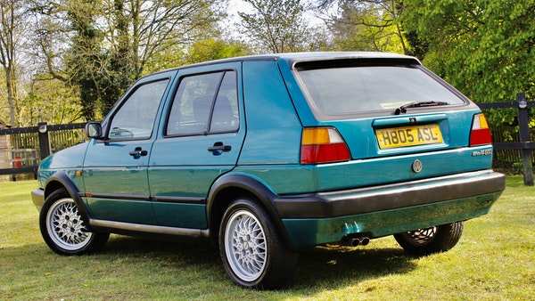1991 Volkswagen Golf GTI 8v For Sale (picture 16 of 103)