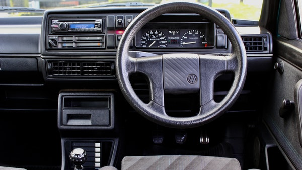 1991 Volkswagen Golf GTI 8v For Sale (picture 27 of 103)