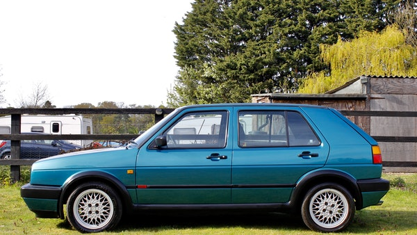 1991 Volkswagen Golf GTI 8v For Sale (picture 21 of 103)