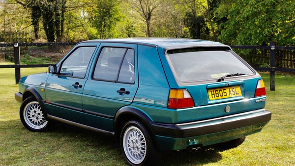 1991 Volkswagen Golf GTI 8v For Sale (picture 15 of 103)