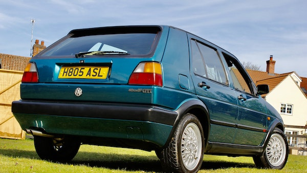 1991 Volkswagen Golf GTI 8v For Sale (picture 11 of 103)