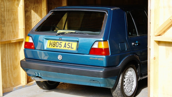 1991 Volkswagen Golf GTI 8v For Sale (picture 19 of 103)