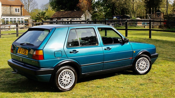1991 Volkswagen Golf GTI 8v For Sale (picture 13 of 103)