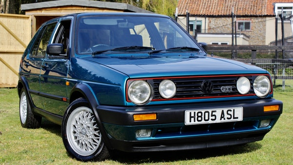 1991 Volkswagen Golf GTI 8v For Sale (picture 1 of 103)