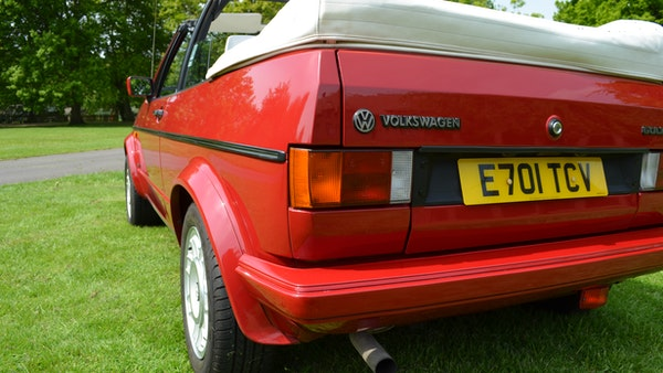 1988 Volkswagen Golf GTI Cabriolet For Sale (picture 65 of 88)