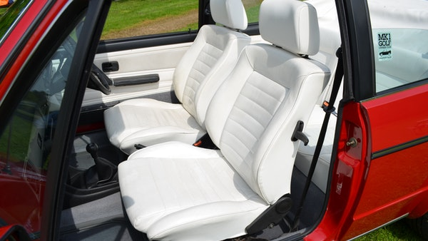 1988 Volkswagen Golf GTI Cabriolet For Sale (picture 43 of 88)