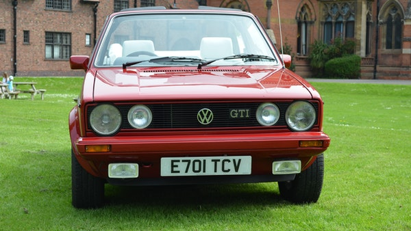 1988 Volkswagen Golf GTI Cabriolet For Sale (picture 19 of 88)