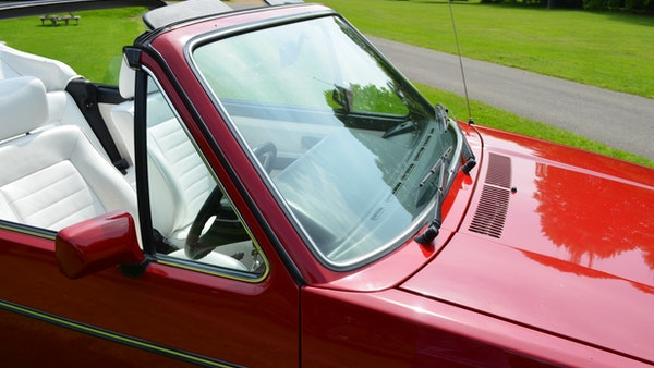 1988 Volkswagen Golf GTI Cabriolet For Sale (picture 58 of 88)