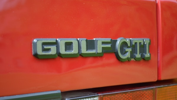 1988 Volkswagen Golf GTI Cabriolet For Sale (picture 74 of 88)