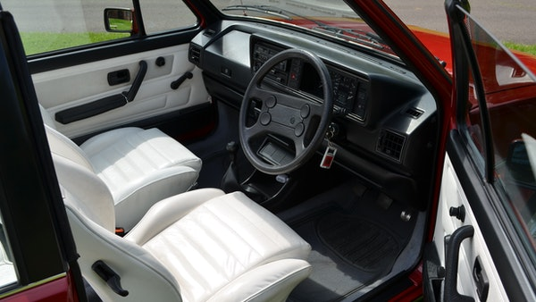 1988 Volkswagen Golf GTI Cabriolet For Sale (picture 28 of 88)