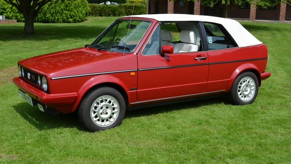 1988 Volkswagen Golf GTI Cabriolet For Sale (picture 6 of 88)