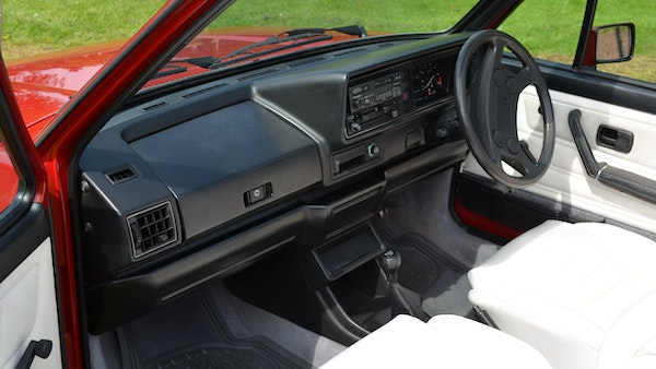 1988 Volkswagen Golf GTI Cabriolet For Sale (picture 27 of 88)