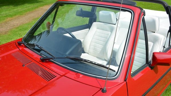 1988 Volkswagen Golf GTI Cabriolet For Sale (picture 59 of 88)