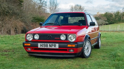 RESERVE LOWERED - 1991 VW Golf GTI MK2 G60 LHD 3DR