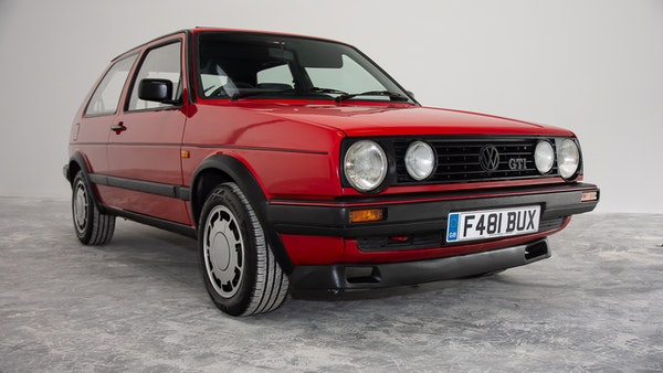 1988 Volkswagen Golf GTI For Sale (picture 11 of 178)