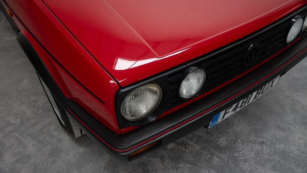1988 Volkswagen Golf GTI For Sale (picture 100 of 178)
