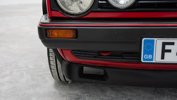 1988 Volkswagen Golf GTI For Sale (picture 103 of 178)