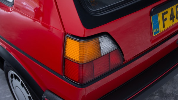 1988 Volkswagen Golf GTI For Sale (picture 113 of 178)