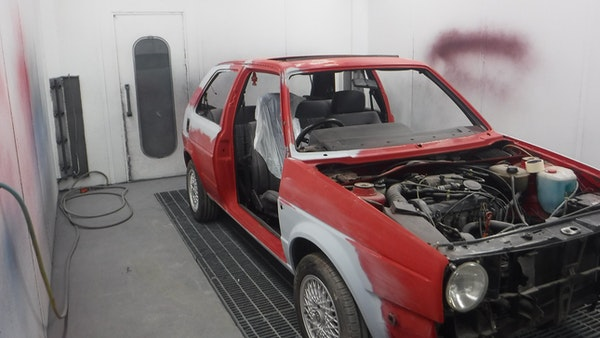 1988 Volkswagen Golf GTI For Sale (picture 166 of 178)