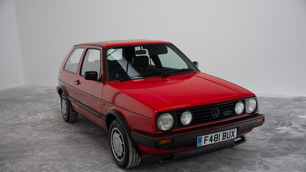 1988 Volkswagen Golf GTI For Sale (picture 4 of 178)