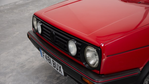1988 Volkswagen Golf GTI For Sale (picture 97 of 178)