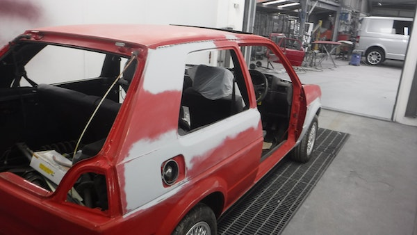 1988 Volkswagen Golf GTI For Sale (picture 163 of 178)