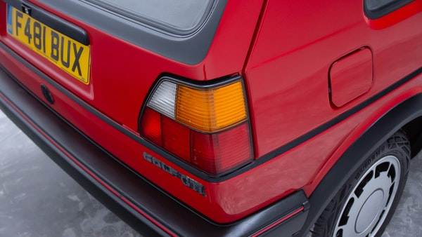 1988 Volkswagen Golf GTI For Sale (picture 114 of 178)