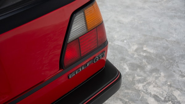 1988 Volkswagen Golf GTI For Sale (picture 90 of 178)
